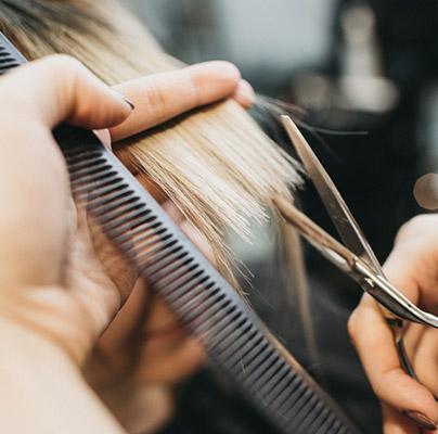 Technique coupe cheveux Châteauneuf-les-Martigues