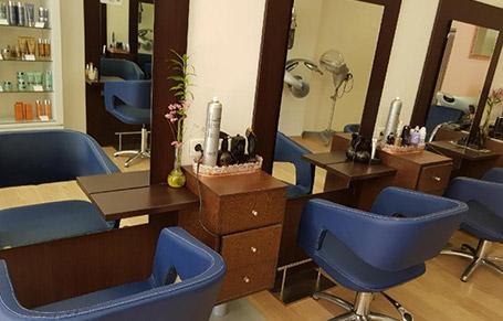 Salon de coiffure Châteauneuf-les-Martigues